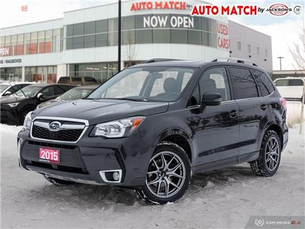 2015 Subaru Forester 2.0XT Touring (Stk: U6614) in Barrie - Image 1 of 27