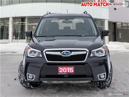 2015 Subaru Forester 2.0XT Touring (Stk: U6614) in Barrie - Image 2 of 27