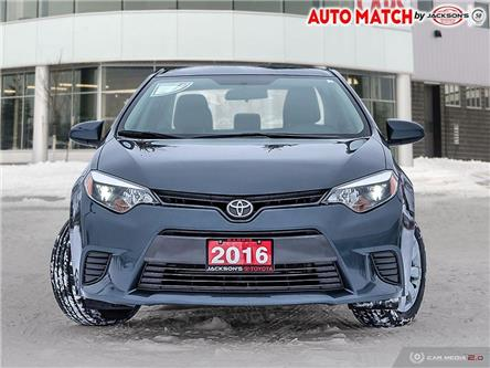 2016 Toyota Corolla LE (Stk: U5960) in Barrie - Image 2 of 24