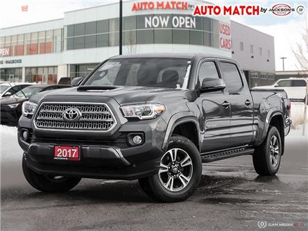 2017 Toyota Tacoma  (Stk: U6374) in Barrie - Image 1 of 26