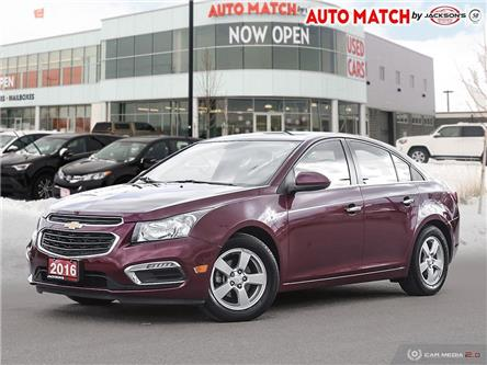 2016 Chevrolet Cruze Limited 2LT (Stk: U7982A) in Barrie - Image 1 of 26
