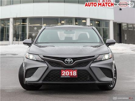 2018 Toyota Camry SE (Stk: U2241) in Barrie - Image 2 of 26