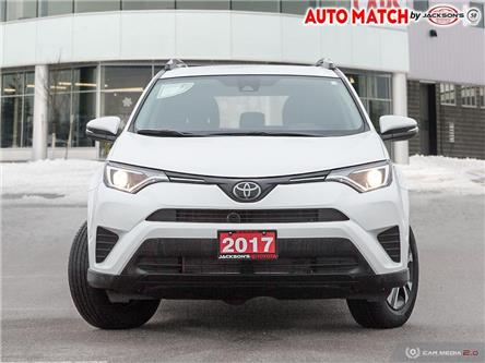 2017 Toyota RAV4 LE (Stk: U9721) in Barrie - Image 2 of 25