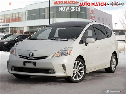2012 Toyota Prius v Base (Stk: U3601) in Barrie - Image 1 of 27