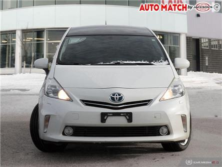 2012 Toyota Prius v Base (Stk: U3601) in Barrie - Image 2 of 27