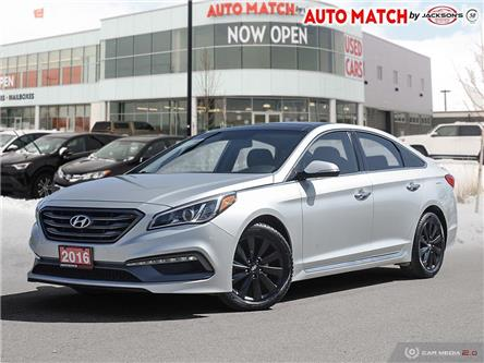 2016 Hyundai Sonata  (Stk: U6116) in Barrie - Image 1 of 27