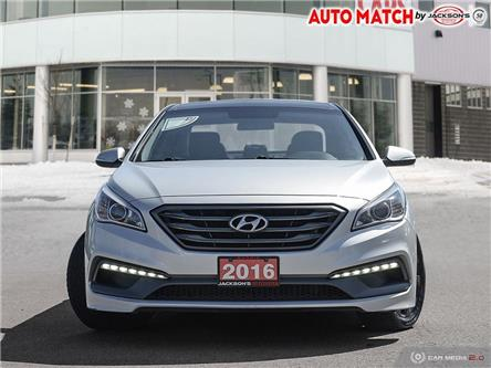 2016 Hyundai Sonata  (Stk: U6116) in Barrie - Image 2 of 27