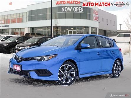 2016 Scion iM Base (Stk: U7399) in Barrie - Image 1 of 26