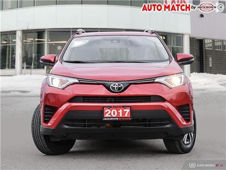 2017 Toyota RAV4 LE (Stk: U0110) in Barrie - Image 2 of 24