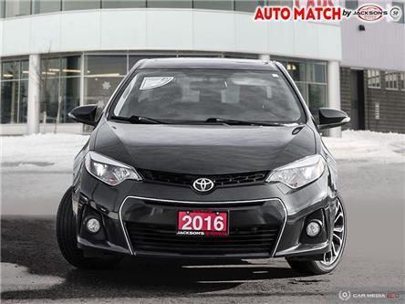2016 Toyota Corolla  (Stk: U8564) in Barrie - Image 2 of 25