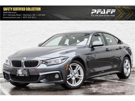 2019 BMW 430i xDrive Gran Coupe (Stk: U12769) in Markham - Image 1 of 20