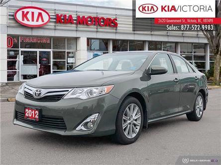 2012 Toyota Camry XLE (Stk: SO20-089EVA) in Victoria - Image 1 of 24