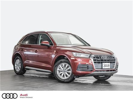 2019 Audi Q5 45 Progressiv (Stk: 91937) in Nepean - Image 1 of 20