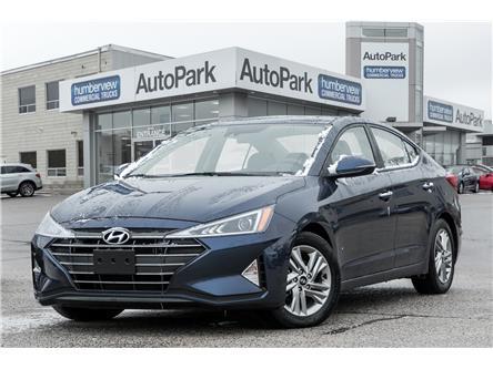 2019 Hyundai Elantra Preferred (Stk: APR7053) in Mississauga - Image 1 of 20