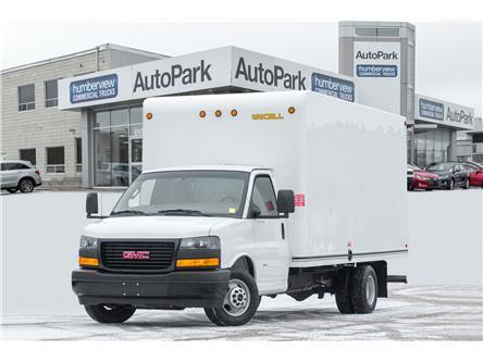 2019 GMC Savana Cutaway Work Van (Stk: CTDR3872) in Mississauga - Image 1 of 18
