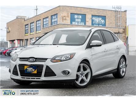 2012 Ford Focus Titanium (Stk: 437966) in Milton - Image 1 of 19