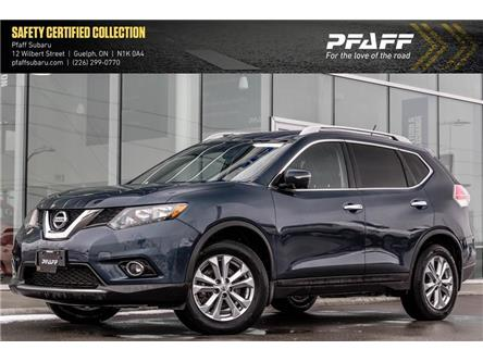 2015 Nissan Rogue SV (Stk: S00467A) in Guelph - Image 1 of 22