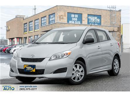 2011 Toyota Matrix Base (Stk: 663410) in Milton - Image 1 of 17