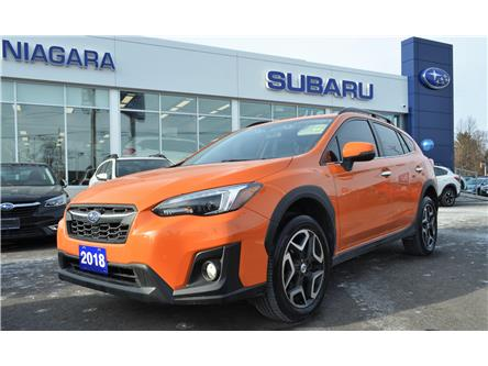 2018 Subaru Crosstrek Limited (Stk: Z1614) in St.Catharines - Image 1 of 26
