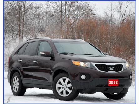 2012 Kia Sorento LX (Stk: 9F6710AZ) in Kitchener - Image 1 of 12