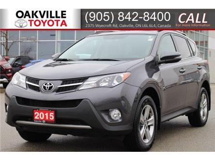 2015 Toyota RAV4 XLE (Stk: LP1590) in Oakville - Image 1 of 18
