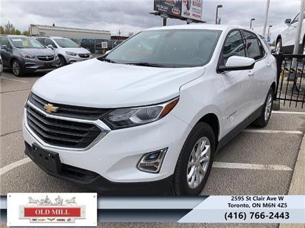2019 Chevrolet Equinox 1LT (Stk: K6251146) in Toronto - Image 1 of 5