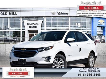 2020 Chevrolet Equinox LT (Stk: L6124923) in Toronto - Image 1 of 24