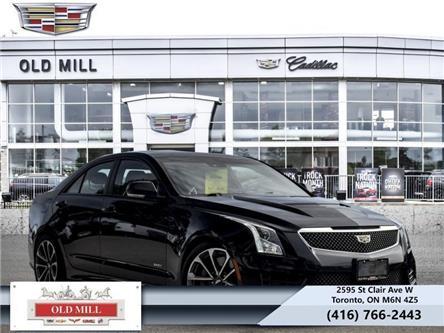 2016 Cadillac ATS-V Base (Stk: 103999U) in Toronto - Image 1 of 22