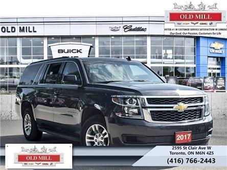 2017 Chevrolet Suburban LT (Stk: 316677U) in Toronto - Image 1 of 21