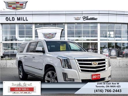 2017 Cadillac Escalade ESV Premium Luxury (Stk: 291237U) in Toronto - Image 1 of 21