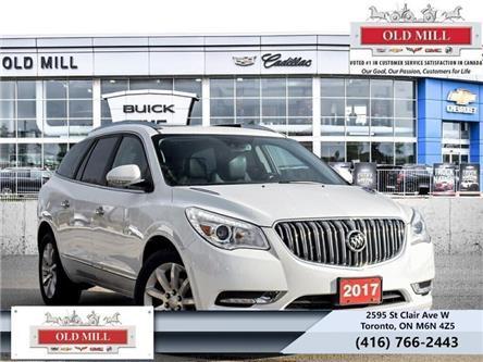 2017 Buick Enclave Premium (Stk: 136823U) in Toronto - Image 1 of 22