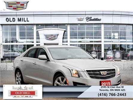 2015 Cadillac ATS 2.0L Turbo (Stk: 141746U) in Toronto - Image 1 of 20