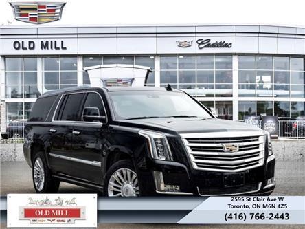 2017 Cadillac Escalade ESV Platinum (Stk: 203762U) in Toronto - Image 1 of 21