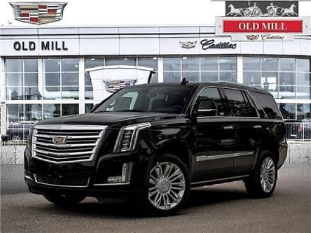 2020 Cadillac Escalade Platinum (Stk: LR159132) in Toronto - Image 1 of 18