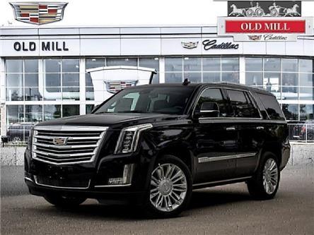 2020 Cadillac Escalade Platinum (Stk: LR159132) in Toronto - Image 1 of 18