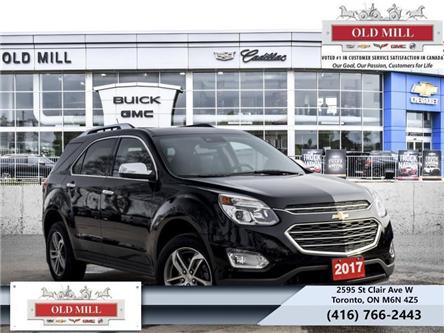 2017 Chevrolet Equinox Premier (Stk: 279362U) in Toronto - Image 1 of 19