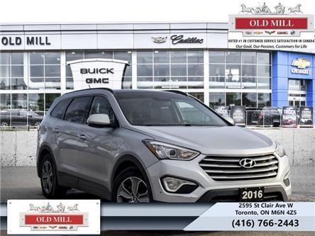 2016 Hyundai Santa Fe XL  (Stk: 132945U) in Toronto - Image 1 of 21