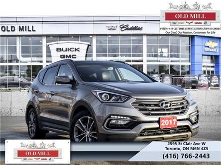 2017 Hyundai Santa Fe Sport  (Stk: 450507UA) in Toronto - Image 1 of 20