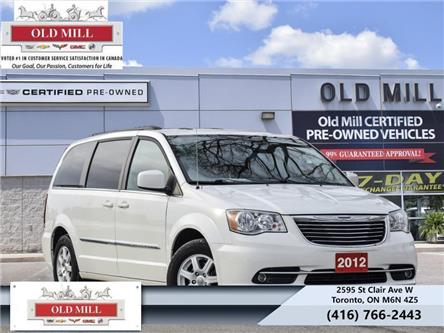 2012 Chrysler Town & Country  (Stk: 328469U) in Toronto - Image 1 of 28
