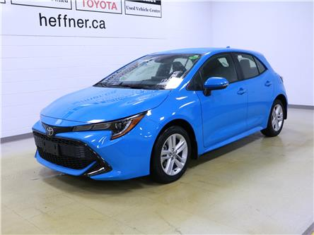 2020 Toyota Corolla Hatchback Base (Stk: 200782) in Kitchener - Image 1 of 4