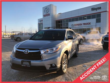 2015 Toyota Highlander XLE (Stk: 11059) in Thunder Bay - Image 1 of 30