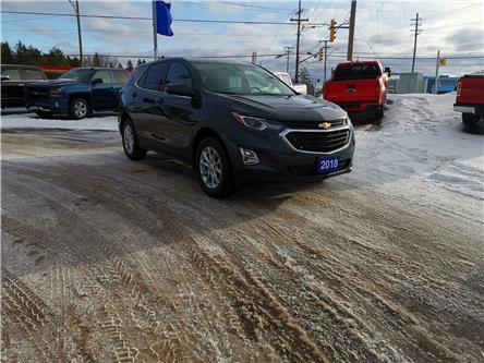 2018 Chevrolet Equinox 1LT (Stk: 11333) in Sault Ste. Marie - Image 1 of 26