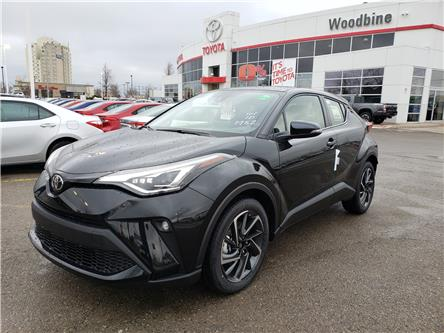 2020 Toyota C-HR Limited (Stk: 20-449) in Etobicoke - Image 1 of 6