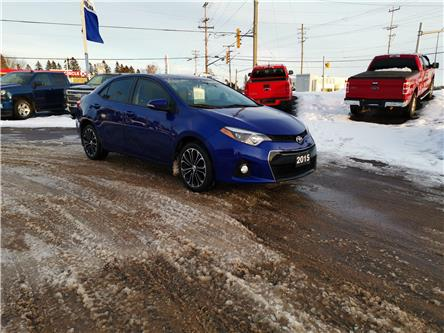 2015 Toyota Corolla  (Stk: 6535-20A) in Sault Ste. Marie - Image 1 of 20