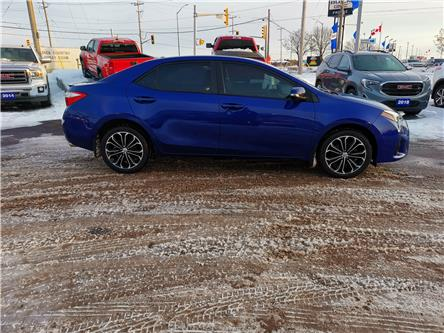 2015 Toyota Corolla  (Stk: 6535-20A) in Sault Ste. Marie - Image 2 of 20