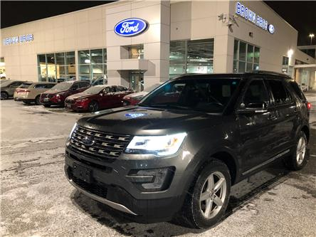 2017 Ford Explorer XLT (Stk: OP2001) in Vancouver - Image 1 of 28