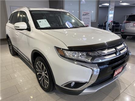 2016 Mitsubishi Outlander ES (Stk: 23041A) in North York - Image 1 of 17