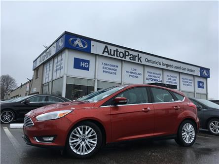 2018 Ford Focus Titanium (Stk: 18-53382) in Brampton - Image 1 of 25