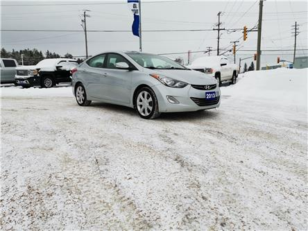 2013 Hyundai Elantra Limited (Stk: 8467-19AA) in Sault Ste. Marie - Image 1 of 21