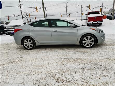 2013 Hyundai Elantra Limited (Stk: 8467-19AA) in Sault Ste. Marie - Image 2 of 21